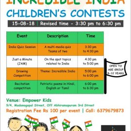 Empower Kids Independence Day Contests for Kids