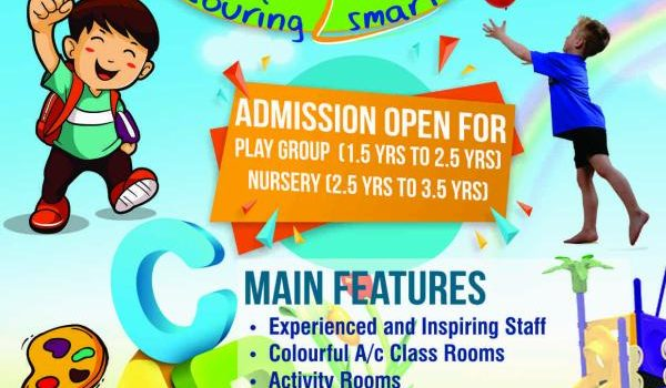 PLAY SCHOOL & SPORTS COACHING @ ONE POINT