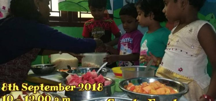 """FREE COOKING WORKSHOP FOR KIDS – """"FIRE LESS n FEARLESS"""""""