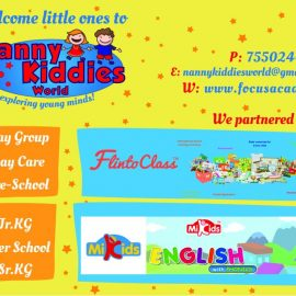 Nanny Kiddies World, Rajakilpakkam | NKW Mission :  Exploring Young Minds to Excel !!!