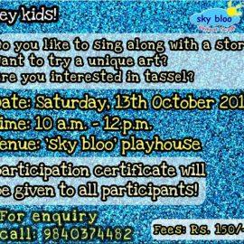 Kids Events at Skybloo, Hasthinapuram