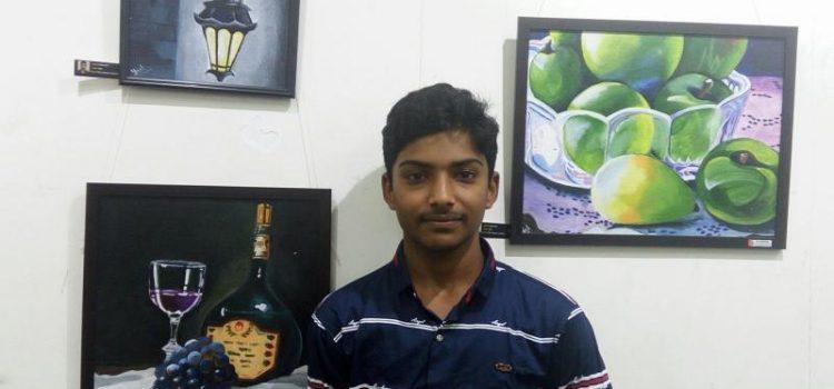 Children Art Gallery 1 : Yashwant Viswanathan
