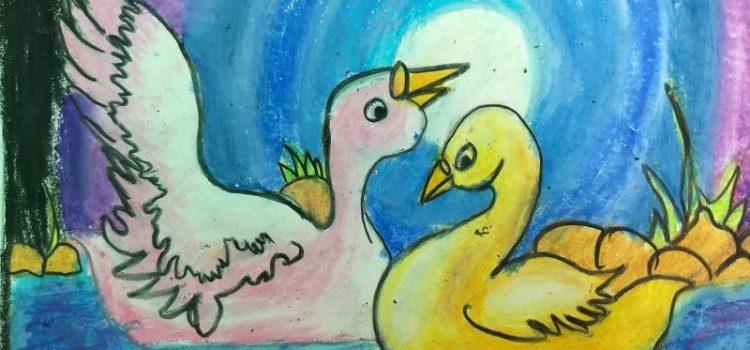 Children Art Gallery 12 : Kaneena A Jain