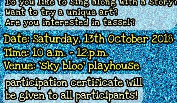 Do you like to sing along with a story? : Tassel Workshop