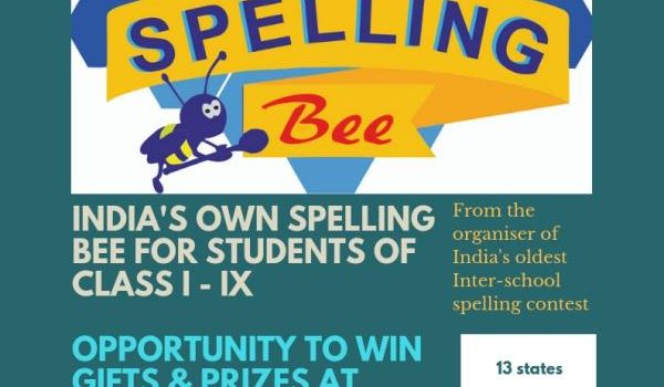 India Spelling Bee – Spelling Contest for Students of Classes 1 to 9