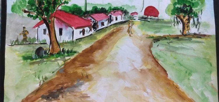 Children Art Gallery 11 : Mukesh Babu C