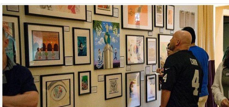 Picasso's Sparkling Imagination 2018 Art Contest
