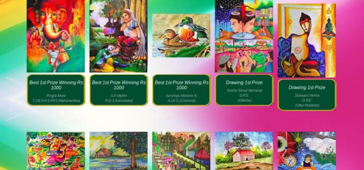 International Child Art Competition 2018 by Star Creative Art