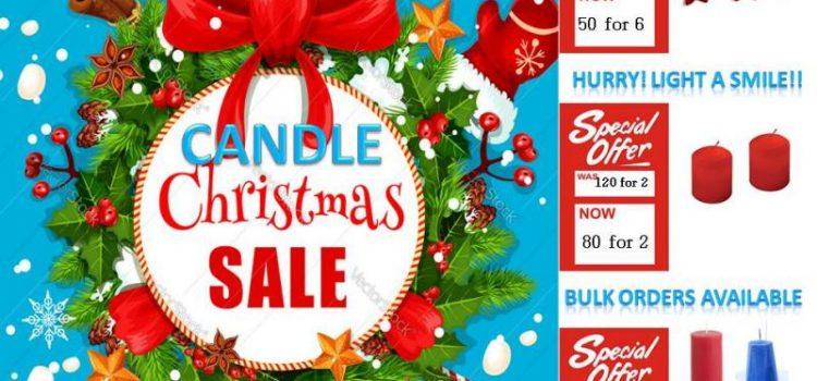 Asha Niketan Candle Sale