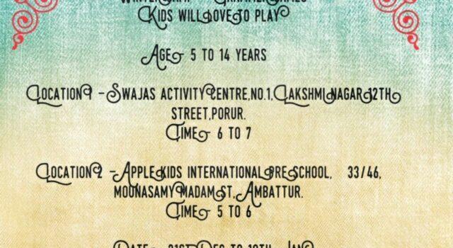 Winter camp – Grammar games  Kids will love to play