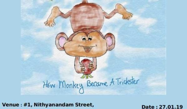 How Monkey 🐒became a trickster – A Brazilian folktale