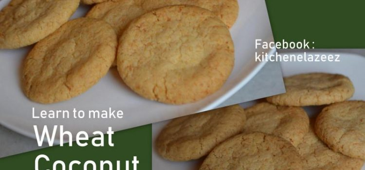 Baking Class on Healthy Biscuits/ Cookies (Vegetarian) for Ladies