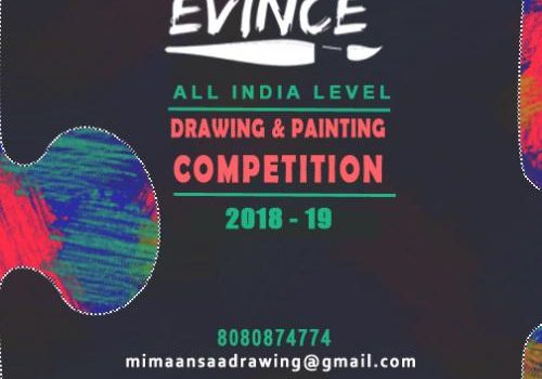 Evince National Child Art Contest 2018-19