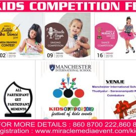 KIDS OLYMPICS 2019 by Manchester International School (Festival of Kids Events)