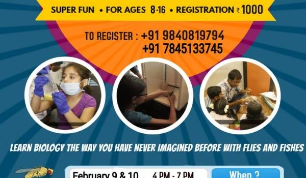 T.A.B.S Workshop on Feb 9 & 10, 2019