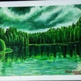 Children Art Gallery 22 : Varun Gopalan