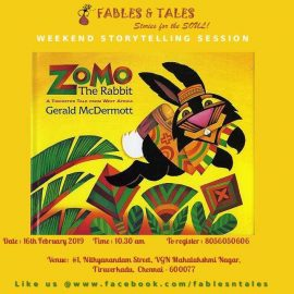 Zomo the Rabbit   Weekend Storytelling Session
