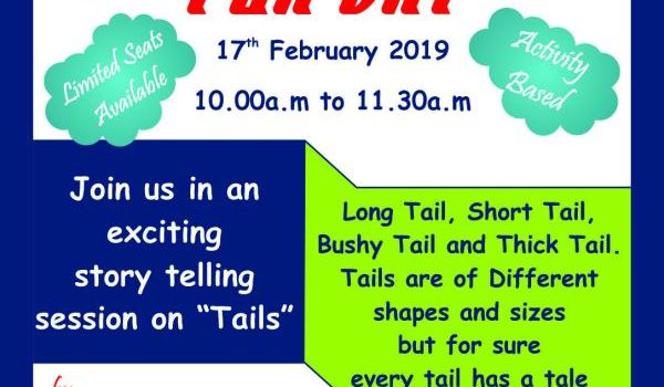 Story Telling at BANDA the ACTIVITY HUB on 17th February, 2019