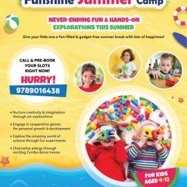 Funshine Summer Camp 2019