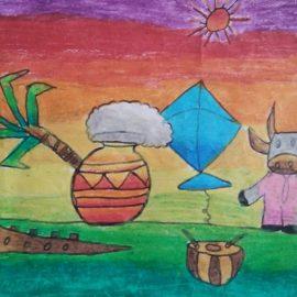 Children Art Gallery 24 : S. Darshwana