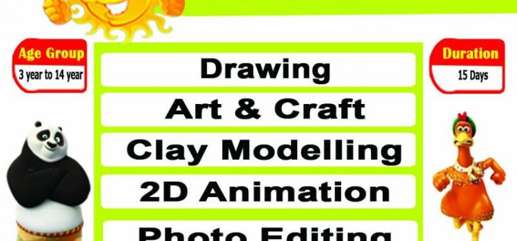 Aja Animation Summer Camp for Kids