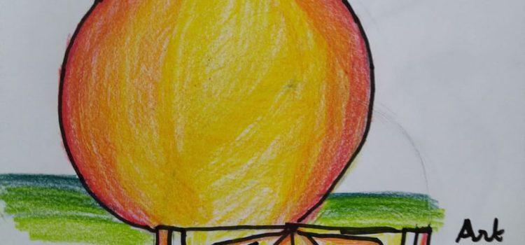 Children Art Gallery 23 : T Mouneeswaran