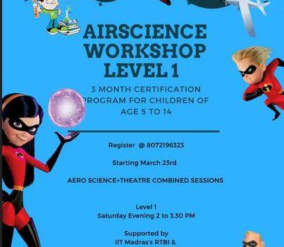 Air Science Workshop