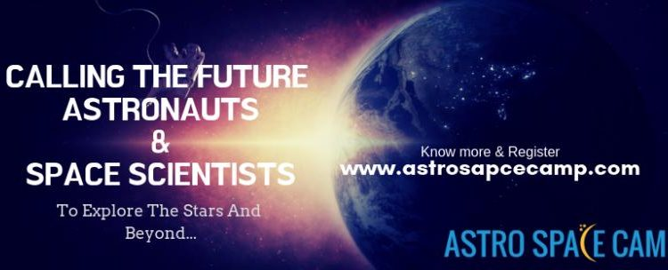 ASTRO SPACE CAMP by Society for Space Education Research & Development (SSERD), Bangalore
