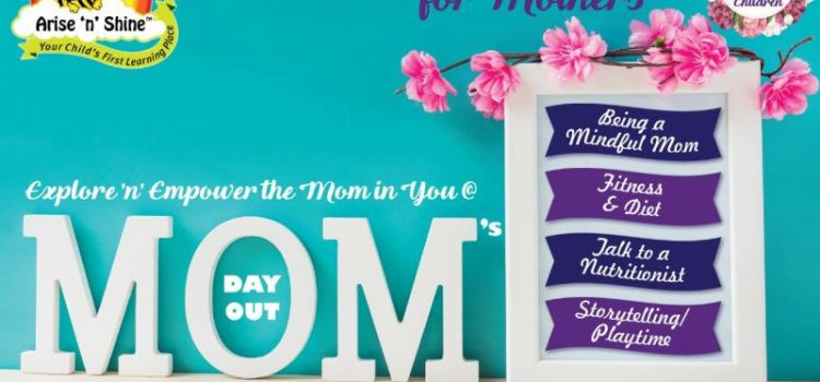 Mom's Day Out Event on March 16, 2019