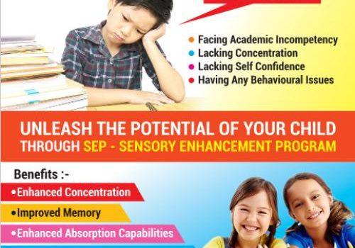 SEP- Sensory Enhancement Program for kids