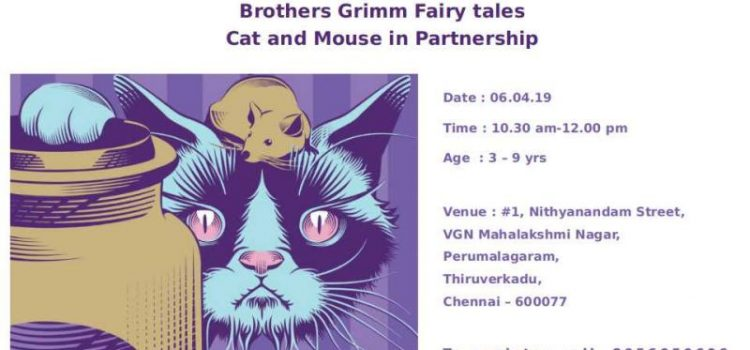Cat and Mouse in Partnership – Grimm's Fairytales