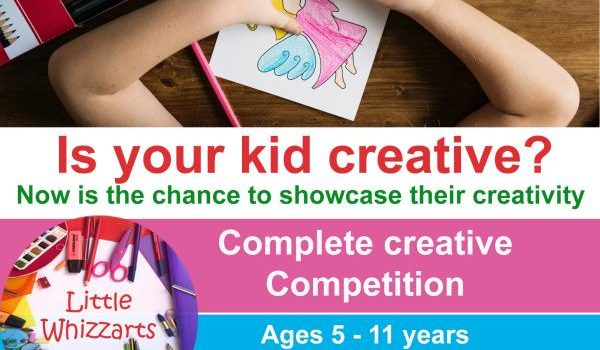 Little Whizzarts – Art & Craft Competition