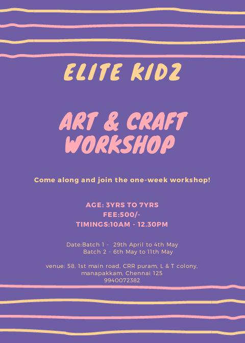 This image has an empty alt attribute; its file name is elite-kids-clay-modeling-workshop2.jpg