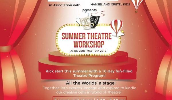 Summer Programs at Hansel and Gretel Kids T.Nagar