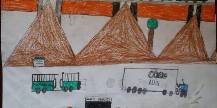 Children Art Gallery 27 : Jitesh Krishna G