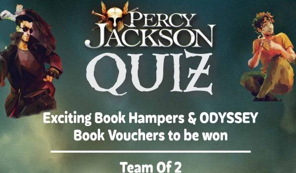 The Percy Jackson Quiz