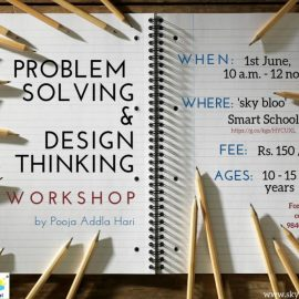Workshop on Problem Solving and Design Thinking