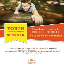 MEDHA YOGA LEVEL 1 (Youth Empowerment Seminar)