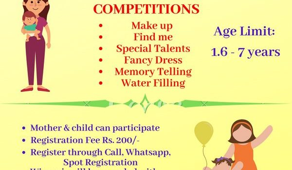 Mothers Day Special Events for Mother & Kid