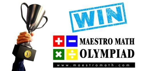Maestro Math Olympiad
