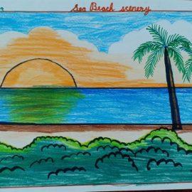 Children Art Gallery 32 : K. Sri Avaneesh