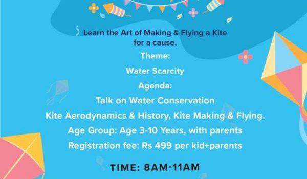Campus K's Kite Festival