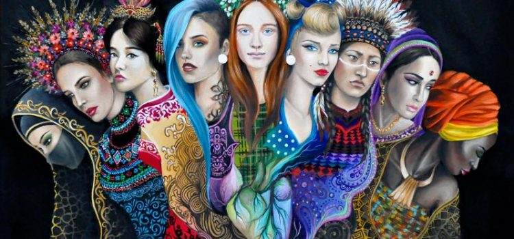 Embracing Our Differences International Art Contest 2020