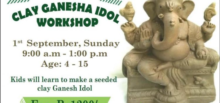 Ganesh Chathurthi Workshop