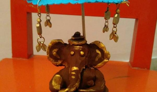 Clay Ganesha Workshop for Children at Hansel & Gretal