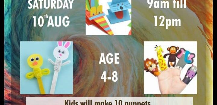 One Day Workshop for all age groups