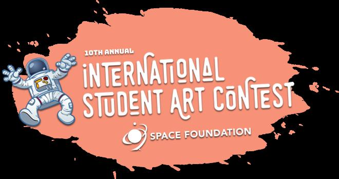 🎨 🚀 10th International Space Foundation Student Art Contest 2019