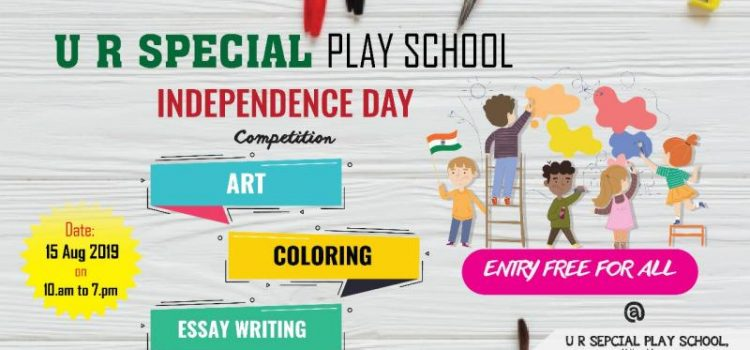 Independence Day Competition by U R Special play group