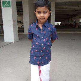 Tiny Kids Talent: Anish Karthick – 4 Years Old