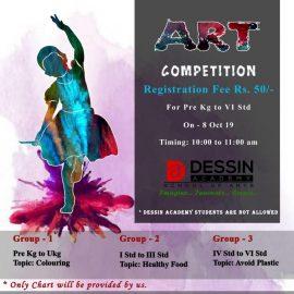 Dessin Academy Art/Painting Contest 2019